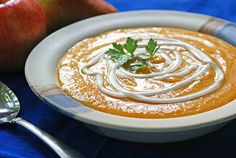 Chef Giuseppe Di Gennaro's Butternut Squash Soup
