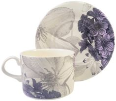 Royal Stafford Clematis Tea Cup and Saucer Royal Stafford http://www.amazon.com/dp/B0083SJB5Q/ref=cm_sw_r_pi_dp_wlQbub12RDRFE