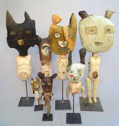 les encaustiques, en ce moment à la galerie Albane à Nantes | Cecile PERRA plasticienne: cecile.perra@wanadoo.fr