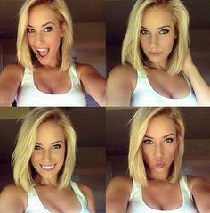 Paige Reene Spiranac #golf #golfer #sexy #attutspor #hot