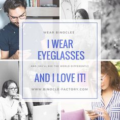 See the World Differently. with Binocle-Factory's eyeglasses! Linkedin on bio. Glasses Online, Eye Glasses, Monday Motivation, Positive Vibes, Emo, Smile, Photo And Video, Love, Stylish