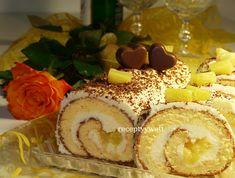 Pre milovníkov tvarohu a čokolády. Jednoduchá a rýchla príprava rolády, ak sa ohlási nečakaná návšteva ;-) http://ywettrecepty.blogspot.sk/2012/10/tvarohova-rolada.html