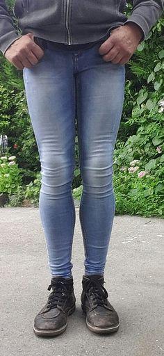 skinny jeans   mike kim   Flickr