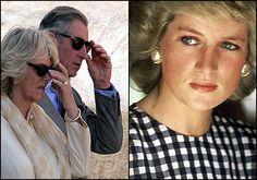 Love, affair and Betrayal: Prince Charles, Princess Diana and Camilla Parker Bowles!