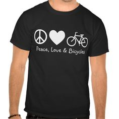 Peace, Love & Bicycles