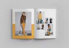 FLURBUR Mag by S — Miguel, via Behance