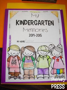 End Of The Year Primary Press Pre K Kindergarten Books Kindergarten Gifts, Kindergarten Writing, Kindergarten Classroom, End Of School Year, Beginning Of School, School Fun, School Ideas, School Daze, Pre School