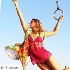 Live wild and free, wish I could swing right now, but I'm still healing from surgery! @laculprit #Designer #repost #culprits  #santamonica #weho #psychedelic #gymnastics #californiasky #losangeles #la #cali #outdoors #sunset #santamonicarings #travelingrings #pier #art #design #model #models #coachellafashion #beatles #lucyinthesky #hollywood #silverlake #california #festival  #livewildandfree #beach #fashionphotography