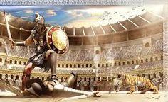 """Résultat de recherche d'images pour """"arena gladiator"""""""