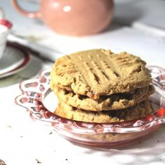 A soft, chewy and sweet peanut butter cookie that everyone will love!