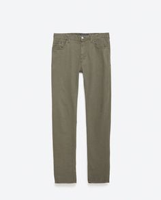 Image 6 of COMFORT TROUSERS from Zara £25.99