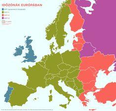 Időzónák Európában http://europapont.blog.hu/2017/10/27/europai_idoszamitas
