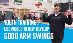 Coaches, if you are working with beginners who are just learning to attack, these tips from Deborah Newkirk are for you! In this video, Deborah Newkirk shares easy phrases and cue words for reiterating a good arm swing, and shares a throwing progression for proper arm swing patterns.