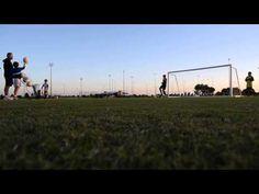 Powapass in action! #soccer #football #players #coaches #goal #keepers #drills #ball #fifa #training #fitness #sport #skills #thematildas #socceroos #aleague #adelaideunited @hyndaialeague