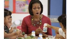 Michelle O's Unintended Consequence: School Lunch Waste Up 56% | Truth Revolt