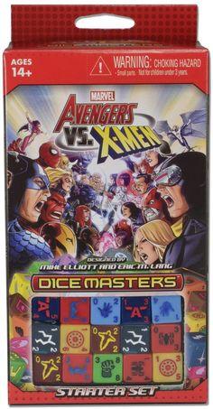 Marvel Dice Masters: Avengers vs. X-Men | Image | BoardGameGeek