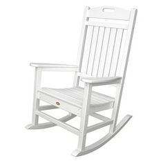 Trex Outdoor Furniture Yacht Club Rocking Chair - WoodWorking Projects ...