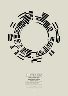 Visualising Music by Maria Tsirodimitri, via Behance
