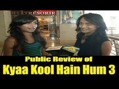 Public Review Of KYAA KOOL HAIN HUM 3 movie | Tusshar Kapoor, Aftab Shivdasani.