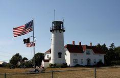 Chatham Light, Chatham, Massachusetts