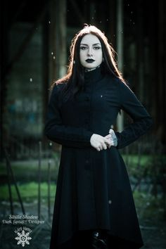 Ghost Nebula coat by Dharva.deviantart.com on @DeviantArt