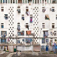 Cité de France, 2013 © Stéphane Couturier / galerie Polaris