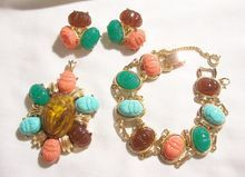 Tara fifth ave set on sale 250.00  http://www.rubylane.com/item/525363-1180/Tara-Fifth-Avenue-Gorgeous-Egyptian