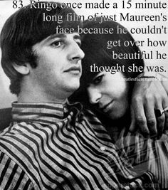 Reasons Ringo might be becoming my favorite Beatle... ♥