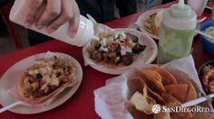 In this second part of Baja California Dreaming, El Mazateño is quick to fix Bill with a trail of its specialties: Taco de Marlin, Perrón Especial and Taco de