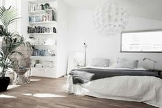 20 Superb Scandinavian Bedroom Designs https://www.designlisticle.com/scandinavian-bedroom-designs/