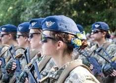 Armed Forces of Ukraine Military Women, Military Police, Military Female, Real Women, Amazing Women, Female Army Soldier, Ukraine Military, Ukraine Girls, Outdoor Girls