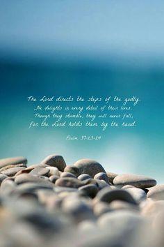 Salmo 37:23-24