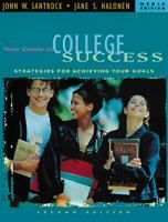 Your Guide to College Success by John W. Santrock #studytips