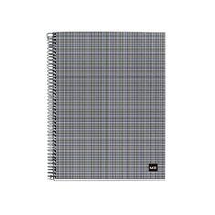 Notebook 3 Tartan Gris diseñado por MIQUELRIUS.