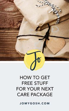 How to Get Free Stuff for Your Care Packages - Jo My Gosh Get Free Stuff, Military Spouse, Care Packages, Military Discounts, Healthy Lifestyle Tips, Creative Outlet, Long Distance, Distance Gifts, Relationship Quotes