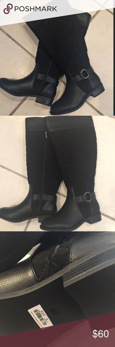 Torrid wide calf quilted boots Brand new. Never worn. Tags attached no trades torrid Shoes