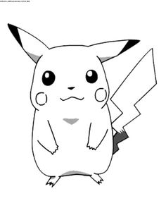 Printable Pokemon Coloring Pages For Kids - Free Coloring Sheets Pikachu Coloring Page, Fish Coloring Page, Pokemon Coloring Pages, Cartoon Coloring Pages, Charmeleon Pokemon, Pokemon Eevee Evolutions, Pikachu Pikachu, Pokemon Faces, Cute Pokemon