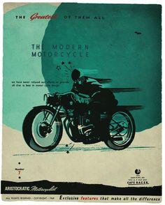 Aristocratic Motorcyclist by Lorenzo (4)