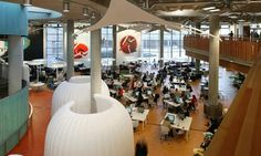 University libraries are shaping the future of learning and research / Claire Shaw + @GdnHigherEd | #CRAIspaces #AcademicLibrary