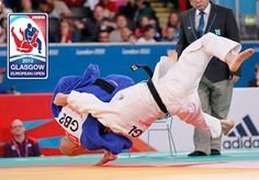 Tickets to the European Open Judo Championships in Glasgow this Saturday are still available!