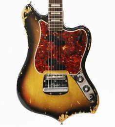 1969 Fender Custom, formerly known as the Maverick | mmguitarbar