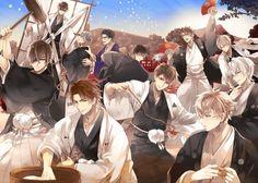 Please visit our website to support us! Manga Boy, Manga Anime, Anime Art, Anime Cosplay, Anime Rules, Hot Anime Guys, Anime Boys, Shall We Date, Anime Kunst
