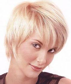 Chop+Haircuts+For+Fine+Hair | Short Hairstyles for Women with Fine Hair - Short Hairstyles - Zimbio
