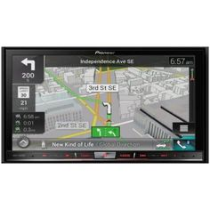 Pioneer AVIC-7100NEX 7-inch Double Din Car Navigation $699 - http://www.gadgetar.com/pioneer-avic-7100nex-7-inch-double-din-car-navigation/