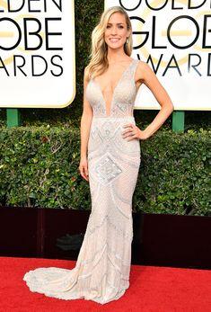 Kristin Cavallari Dress: Idan Cohen Kristin Cavallari, Golden Globe Awards 2017, Red Carpet Looks, Red Carpet Dresses, Golden Globes, Red Carpet Fashion, Nice Dresses, Long Dresses, Celebrity Style