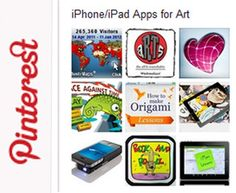 Art site for iPads in Art