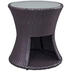 Strum Patio Outdoor Patio Side Table