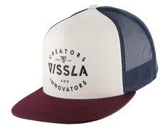Conquer Snapback Cap by VISSLA