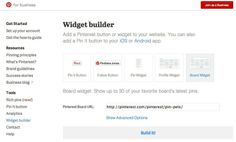 How to Embed a Pinterest Board on Your Website [Quick Tip]