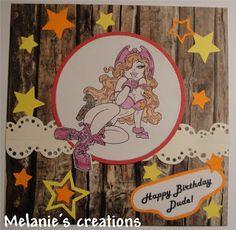 Melanie's Creative World: June 2011